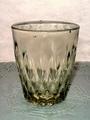 Граненый стакан, вид сбоку